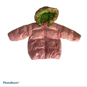 The Children's Place Reversible Puffers Jacket